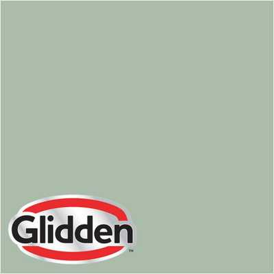 Glidden Premium 8 oz. #HDGG63 Pale Jade Satin Interior Paint Sample, Greens - Home Depot