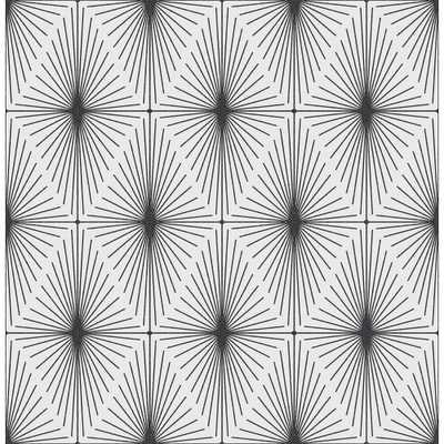 Starlight Black Diamond Wallpaper - Home Depot