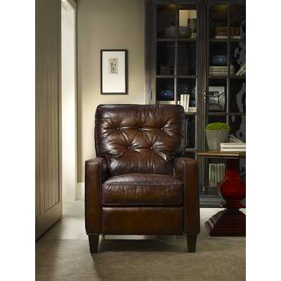 Leather Recliner - Wayfair