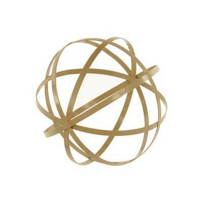 Dyson 5 Circle Metal Orb Sculpture - Wayfair