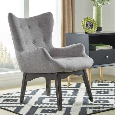 Shuman Wingback Chair - AllModern