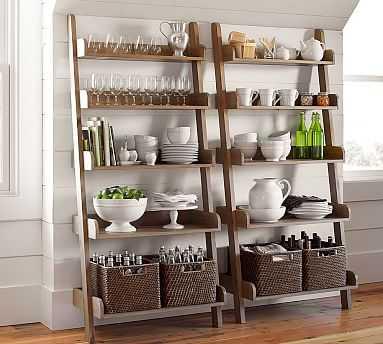 Studio Wall Shelf, Natural, single - Pottery Barn