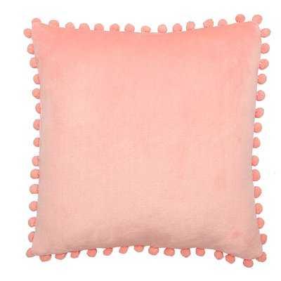 Adelle Pom Pom Throw Pillow - Wayfair