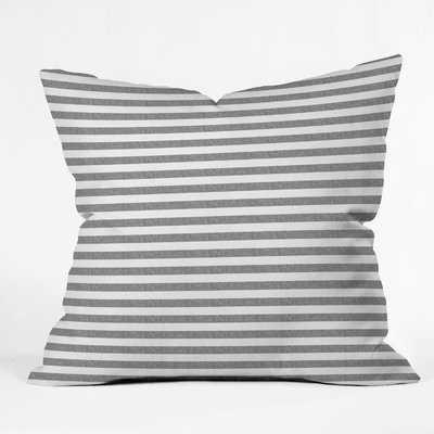 Little Arrow Design Co Stripes Throw Pillow - Wayfair