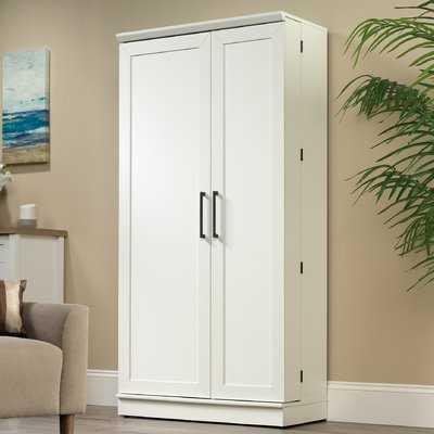 Arbyrd Storage Cabinet Kitchen Pantry Armoire - Wayfair