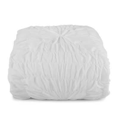 WestPoint Home Style Luxe White Duvet Cover Set: King - eBay