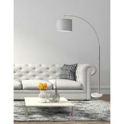 "Matlock 73.5"" Arched Floor Lamp - Birch Lane"