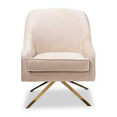 Gracie Lounge Chair - Wayfair