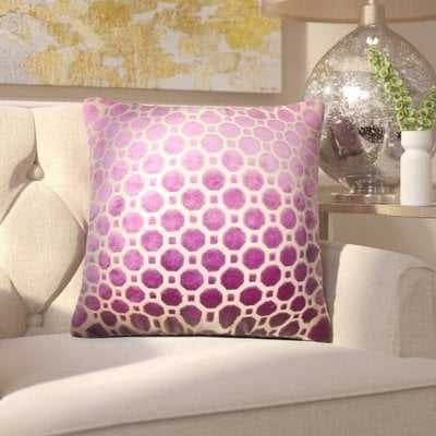 Maeve Geometric Outdoor Throw Pillow Cover - Wayfair