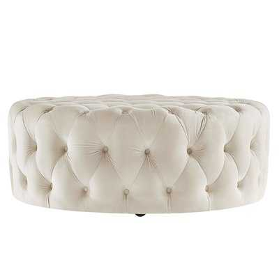 Sagebrush Cocktail Ottoman - Wayfair