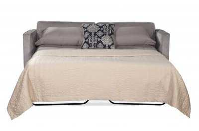 "Serta Upholstery Cypress 72"" Sleeper Sofa - Wayfair"
