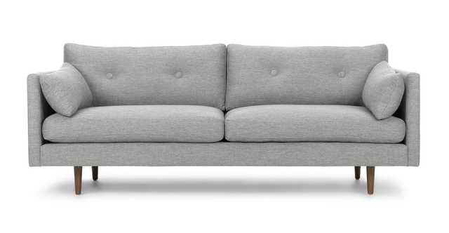 Anton Winter Gray Sofa - Article