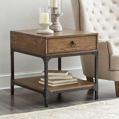 Tanner Side Table - Wayfair