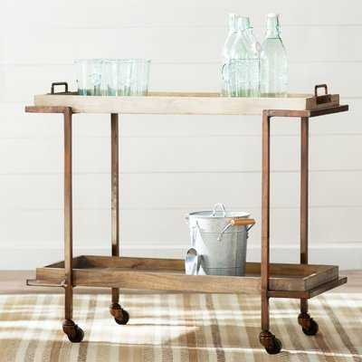 Hailee Bar Cart - AllModern