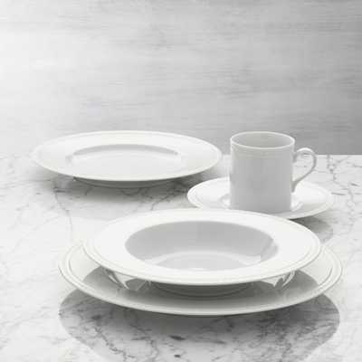 Staccato 5-Piece Place Setting - Crate and Barrel