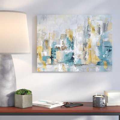 'City Views I' Print - AllModern