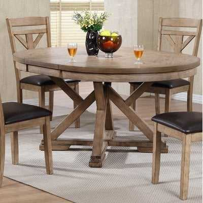 Carnspindle Round Extendable Dining Table - AllModern