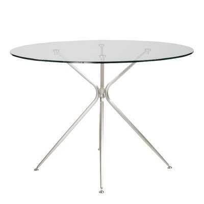 Berndt Round Dining Table - Wayfair