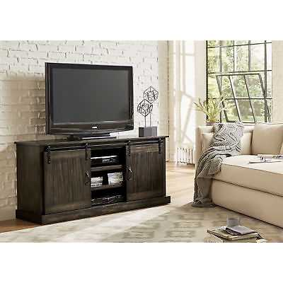 Appalachian Trails Rustic Brown TV Entertainment Center: Rustic Brown 72 Inch TV Console - eBay