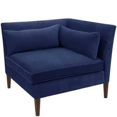 Salma Slipper Chair - Wayfair