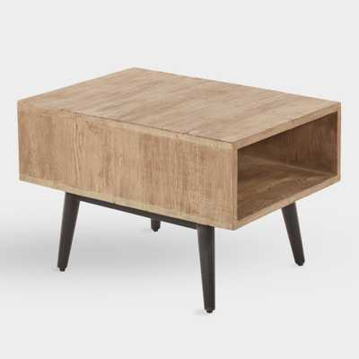 Reclaimed Pine Quinn End Table by World Market - World Market/Cost Plus
