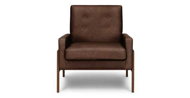 Nord Charme Chocolat Chair - Article