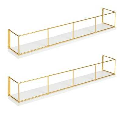 Mccasland Floating Shelf - AllModern