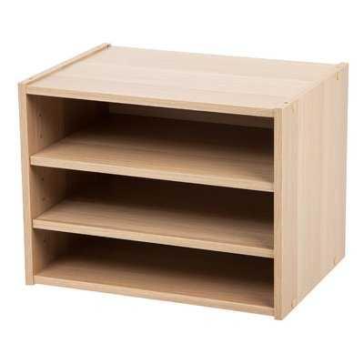 Devin Stack Box Paper Organizer - Wayfair