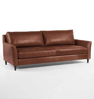 Hastings Leather Sofa - Rejuvenation