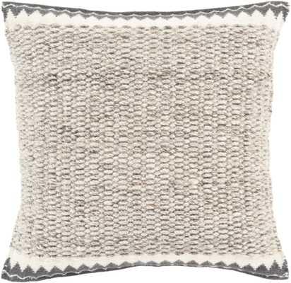 """Aislinn Pillow Cover, 18""""x 18"""" - Cove Goods"""