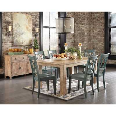 Castle Pines Solid Wood Dining Chair (Set of 2) - Wayfair