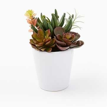 Faux Plant, Multi - West Elm