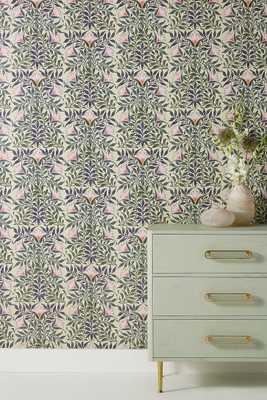 Flower Vine Wallpaper - Anthropologie