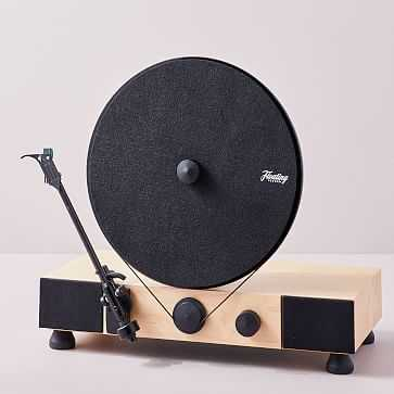Gramovox Vertical Record Player, Maple - West Elm