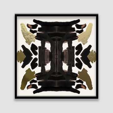 The Arts Capsule Framed Print, Herring 4 - West Elm