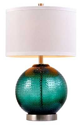 Jalexander 'Jade' Glass Table Lamp, Size One Size - Green - Nordstrom