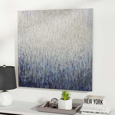 'Outside The Window' Canvas Art - Wayfair