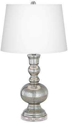 Mercury Glass Table Lamp By 360 Lighting - eBay