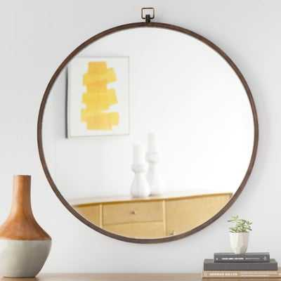 Minerva Modern & Contemporary Beveled Accent Mirror - Birch Lane