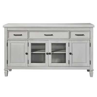 Ashwell White Sideboard - Home Depot