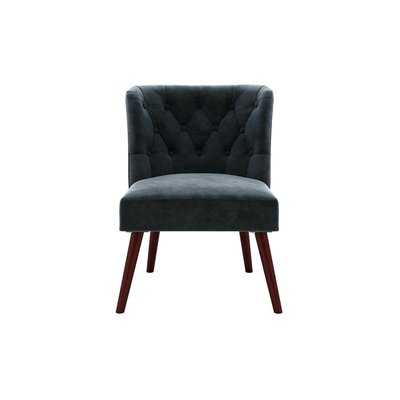Vintage Slipper Chair - Wayfair