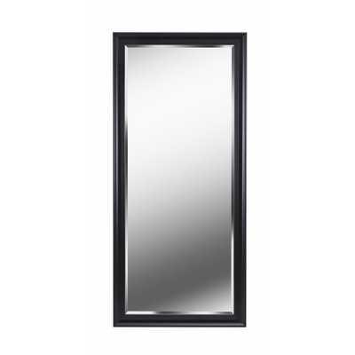 Eminence Rectangle Bronze Decorative Floor Mirror - Home Depot