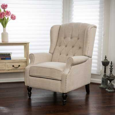 Henley Manual Recliner - Wayfair
