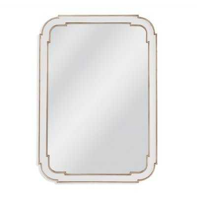 Glam Rectangle Accent Mirror - AllModern