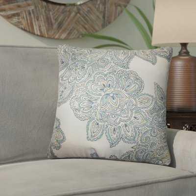 Rainey Street Floral Throw Pillow - Wayfair