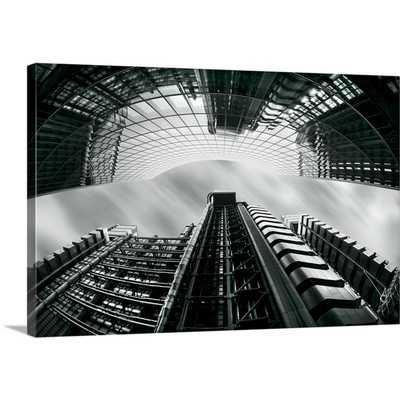 'Skyscrapers' by Semir Catovic Graphic Art Print - Wayfair