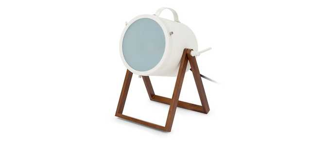 Spot White Table Lamp - Article