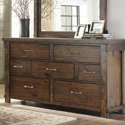 Gracie Oaks Mattalyn 7 Drawer Dresser - eBay