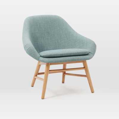 Mylo Chair - Eucalyptus - West Elm