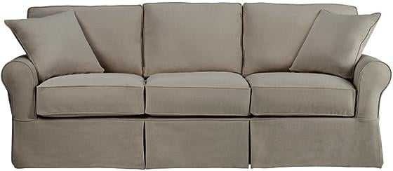 MAYFAIR LONG SOFA SLIPCOVER - Home Decorators
